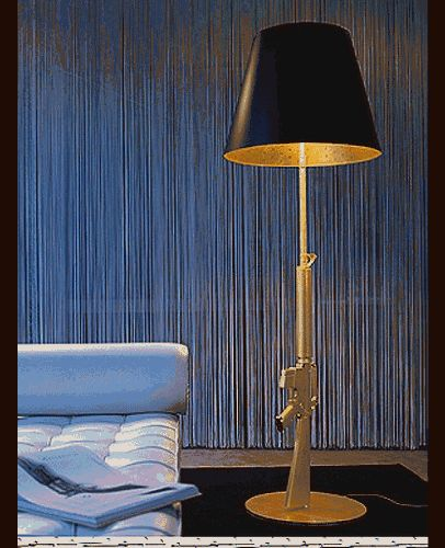 Lounge gun floor lamp by flos flos http www amazon com