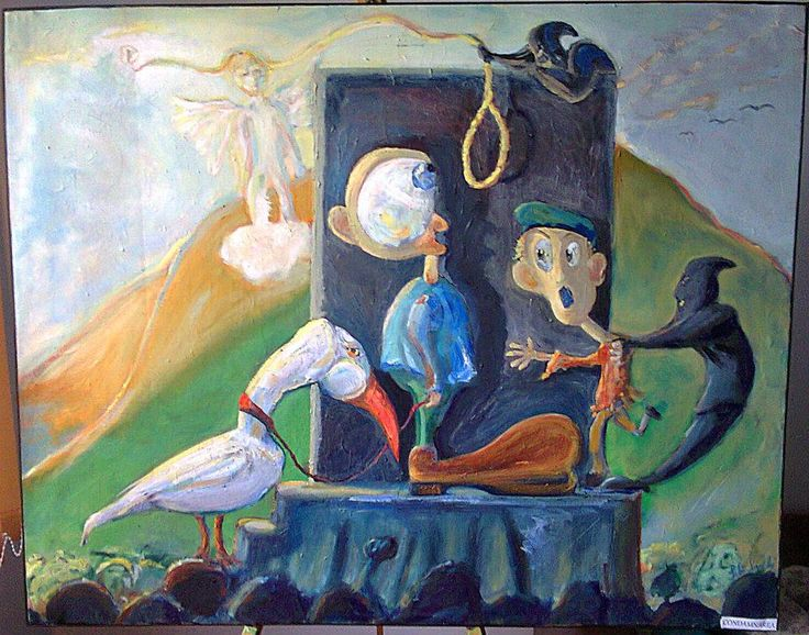 Impressionism - Poster designed by Tudor Schimbischi