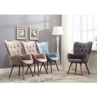 doarnin button tufted high back velvet accent chair furniture furniture storesroom