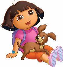 Dora è un fenomeno mondiale. Più di 100 milioni di persone la guardano e imparano con lei: il cartone animato viene trasmesso sui canali Nickelodeon in più di 150 paesi e viene tradotto in più di 30 lingue.