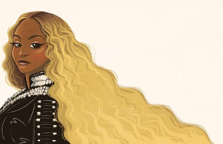Beyoncé Super Bowl 50 Halftime Show Art