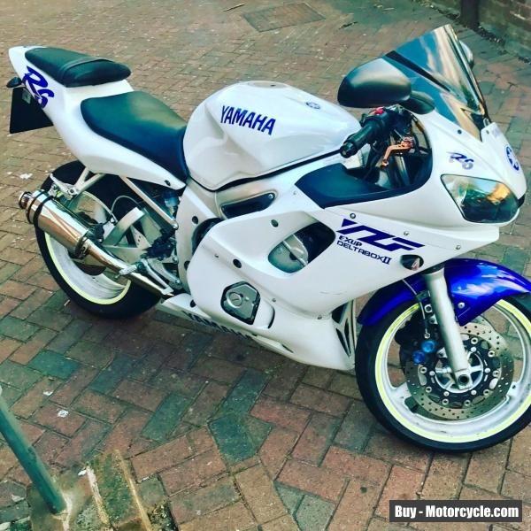Yamaha R6 2001 Model  #yamaha #r6 #forsale #unitedkingdom