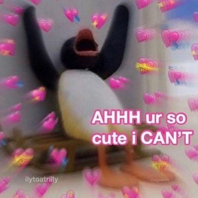 Wholesome Uwu Dealer Hehe On Instagram Cr Ilytoatrilly Cute Love Memes Love You Meme Cute Memes