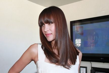 Illumina Color Brunette- Illumina Color 5/35 + 20 Vol at new growth End alternated with 7/35 + 30 Vol