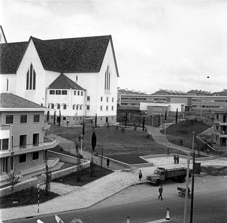 Igreja S.João de Brito, 1959