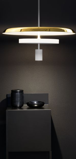 LANDING lampade sospensione catalogo on line Prandina illuminazione design lampade moderne,lampade da terra, lampade tavolo,lampadario sospensione,lampade da parete,lampade da interno