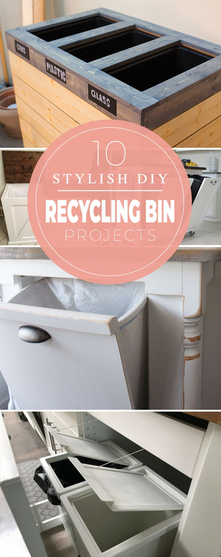 44 best Recycling images on Pinterest | Organization ideas ...