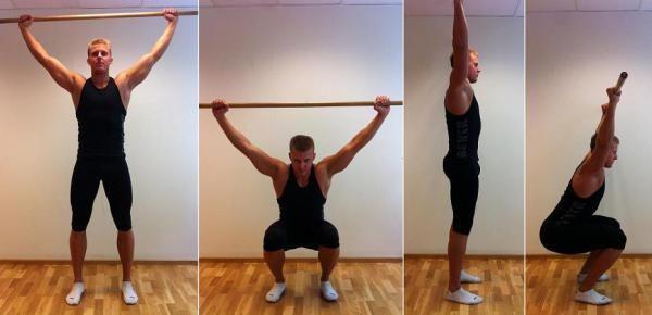 """(In swedish) Bra läsning och mycket tips på hur rörlighet i bröstrygg, axlar och skuldror kan förbättras (och varför...)! """"Rörlighet för styrketräning. Del 1 – Överkroppen"""""""