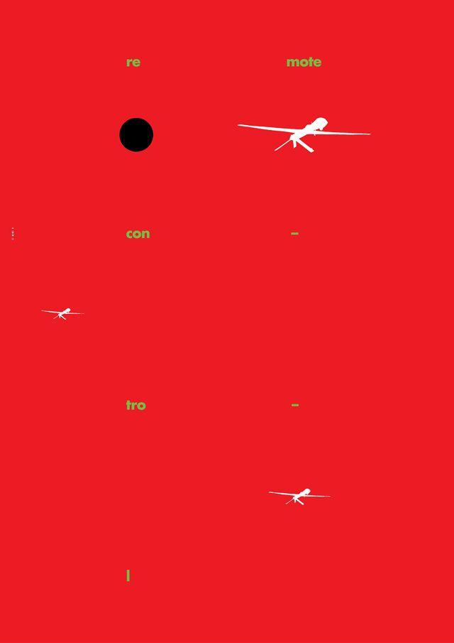 Remote Control - Erik Brandt / Typografika  http://typografika.com/
