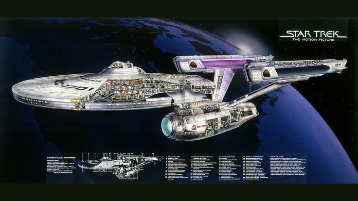 Vintage 1979 Star Trek What Lies Behind the Hull of Starship Enterprise Poster | Entertainment Memorabilia, Movie Memorabilia, Posters | eBay!