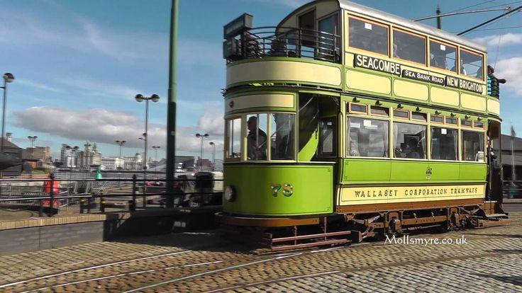 Wirral Bus & Tram Show 2012.