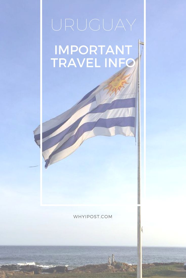 Uruguay is a great travel destination in South America. Here you find Visa Requirements, Climate info, Transportation and much more! #uruguayanvisa #uruguay #southamerica #montevideo #travel #traveldestination