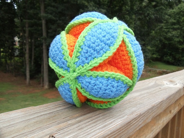 amish puzzle ball instructions