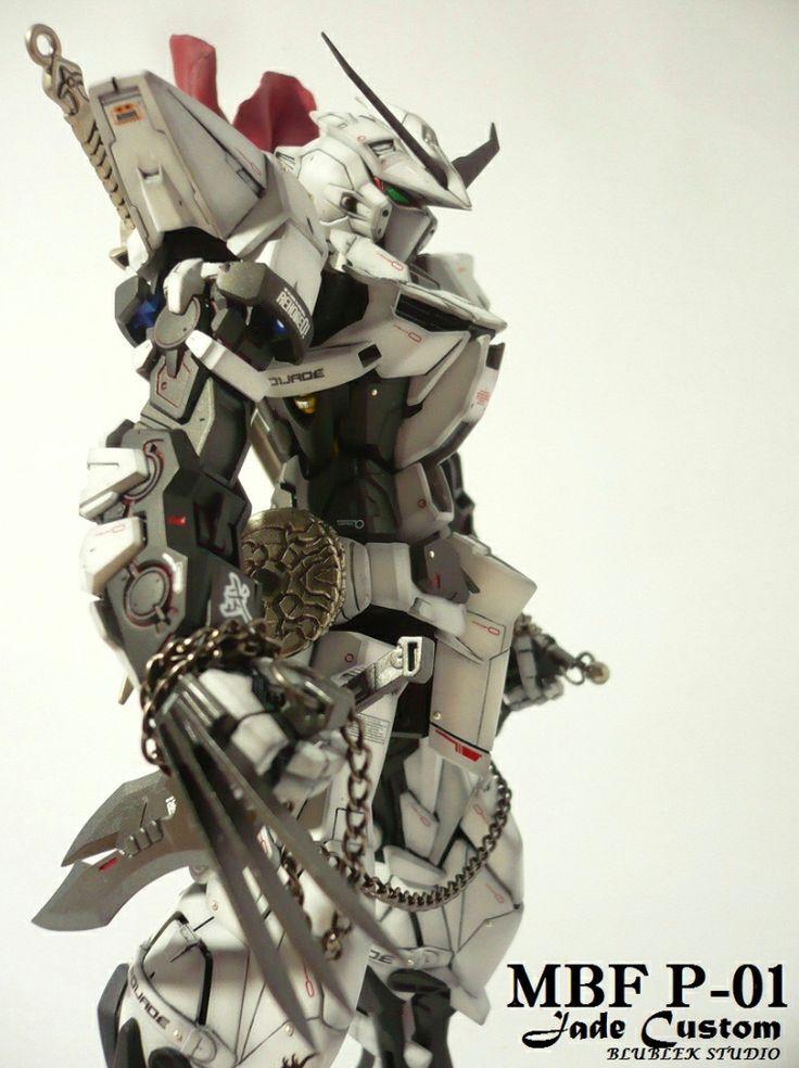 GUNDAM GUY: G-SHOT 2011 PHOTO CONTEST - BEST CUSTOMIZED GUNPLA CATEGORY [WINNER: ANGELO GUIBONE]