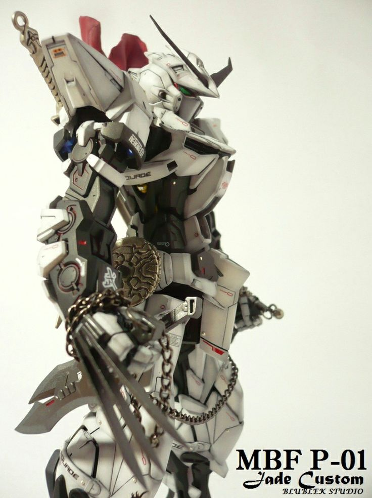 GUNDAM GUY: G-SHOT 2011 PHOTO CONTEST - BEST CUSTOMIZED GUNPLA CATEGORY [WINNER: ANGELO GUIBONE]