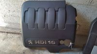 Peugeot 307 1.6HDI Engine Cover