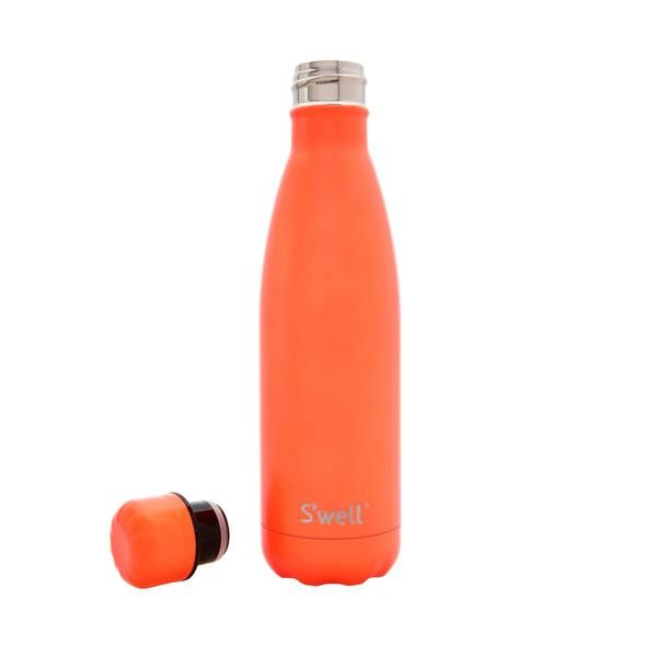 S'Well Bottle 500ml Satin Collection Birds Of Paradise
