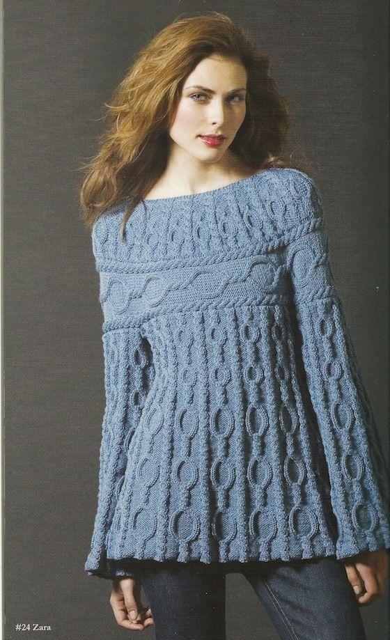 Zoom.  Sweater by Filatura di Crosa