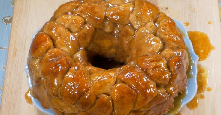 This Cinnamon Monkey Bread Is Sinfully Delicious!