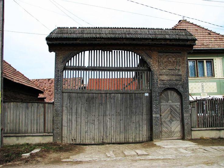 Székelykapuk a hunok hagyatéka - Travel to Transylvania