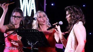 "ViVA performing ""Je Veux Vivre"" live!  A classic aria turned into a comic sketch! VIVA Music - YouTube #ViVALive"