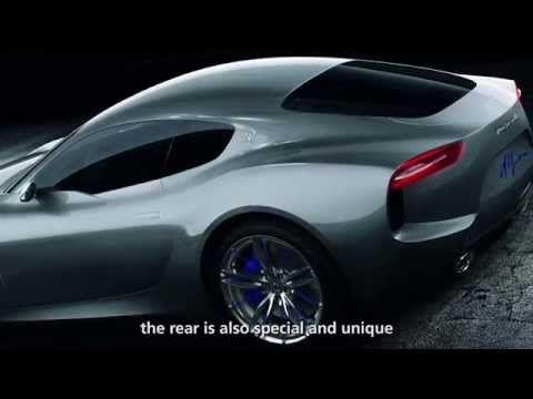 Designers aan het woord Maserati Alfieri