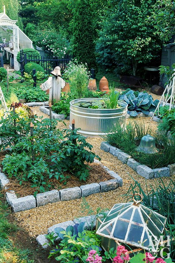 20 Landscaping Ideas To Perk Up Your, Back Yard Gardens