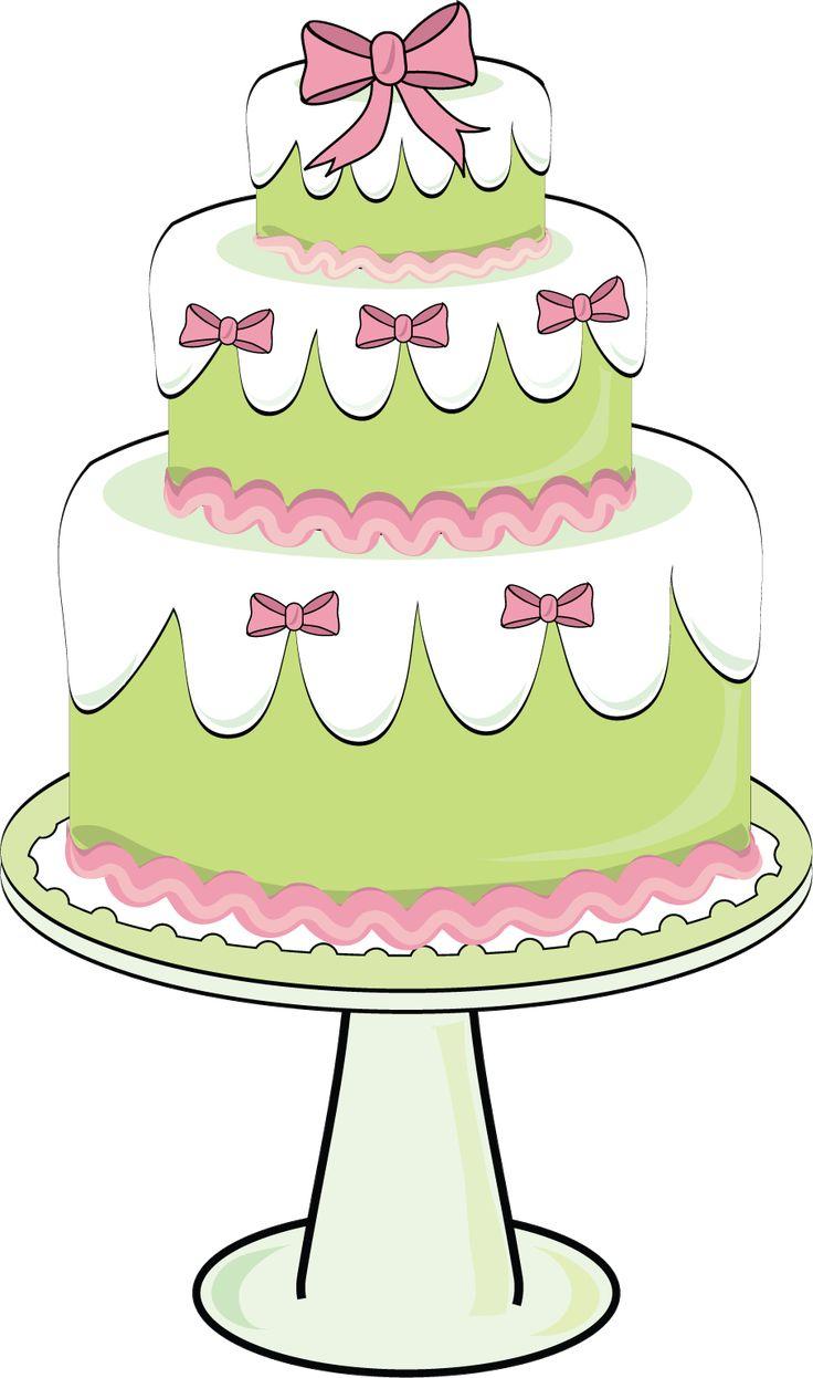 Wedding Cake Clip Art Horrible wedding Pinterest ...