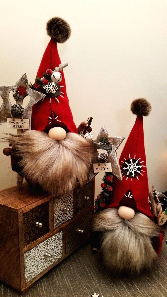 Christmas Gnomes Pinterest.Christmas Gnomes Cute Red And Unique Gnomes Pinterest