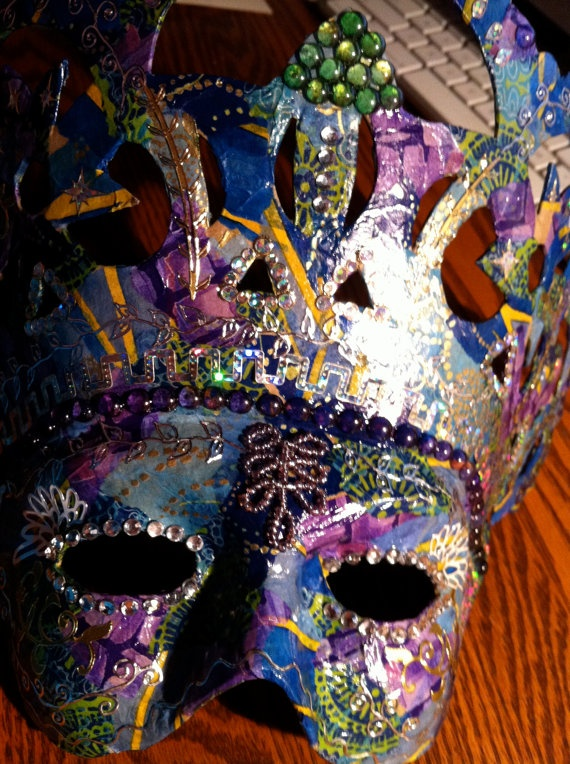 Plain Mardi Gras Masks To Decorate Endearing 95 Best Mardi Gras Maskimages On Pinterest  Venetian Masks Design Inspiration