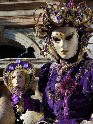 Carnival of Venice 2010 - Carnevale di Venezia 2010 - Carnavale de Venise 2010 - First day