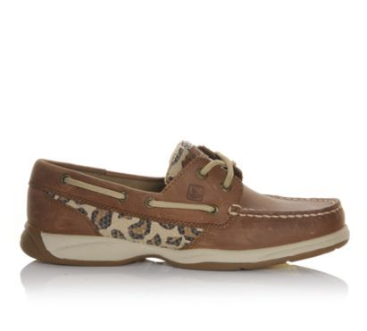 Sperry Top Sider Intrepid Striped Boat Shoe