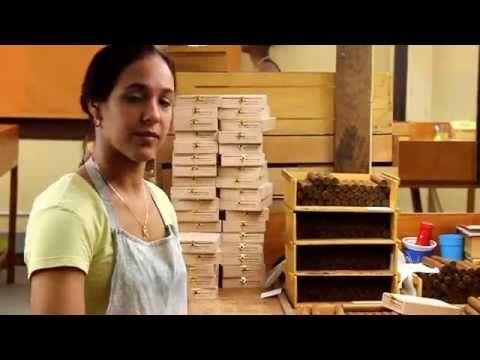 КАК ДЕЛАЮТ КУБИНСКИЕ СИГАРЫ HOW TO MAKE CUBAN CIGARS - YouTube