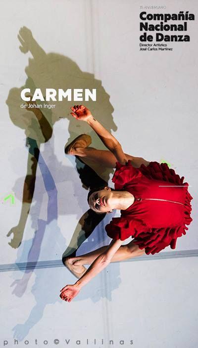 Carmen. Compañía Nacional de Danza. Madrid España