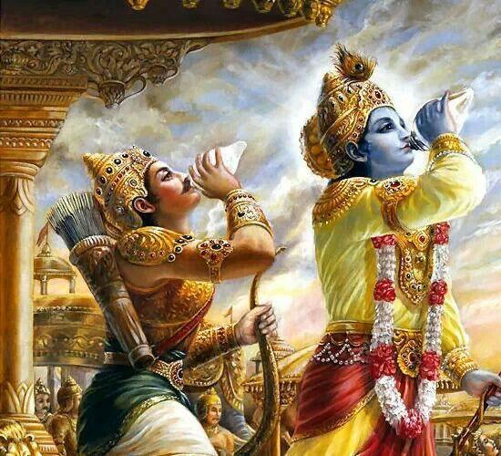arjun and krishna relationship problems