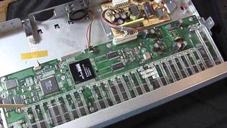 CS071 07.05 Ethernet - Cisco Switch 2950