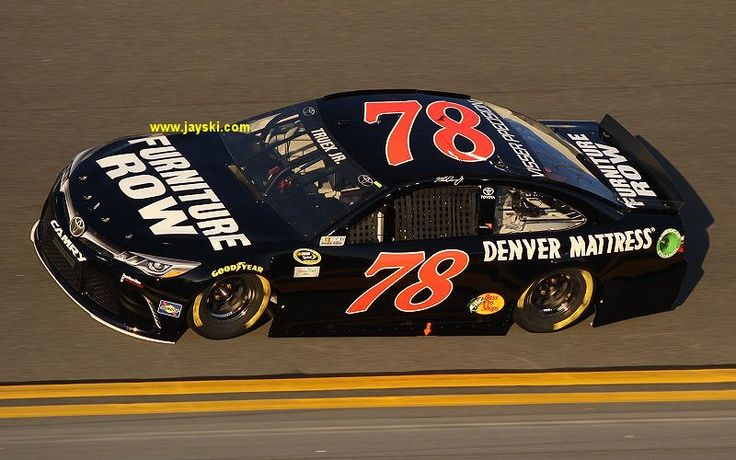 Martin Truex Jr's #78 Furniture Row Chevy
