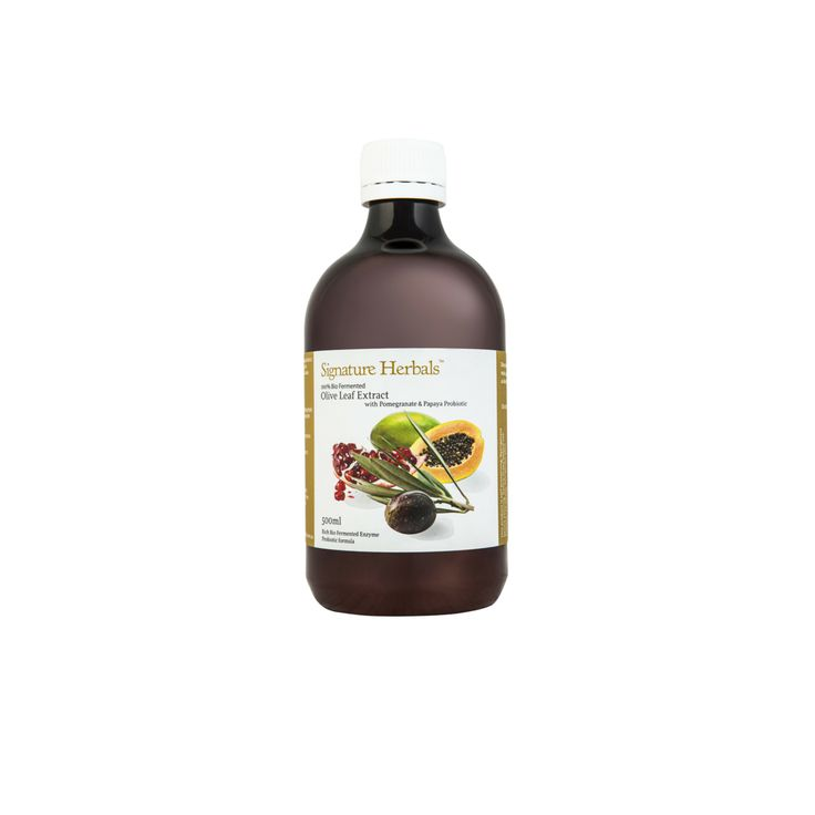Olive Leaf Probiotic Extract - The Gift of Good Health #superfoods #probiotics