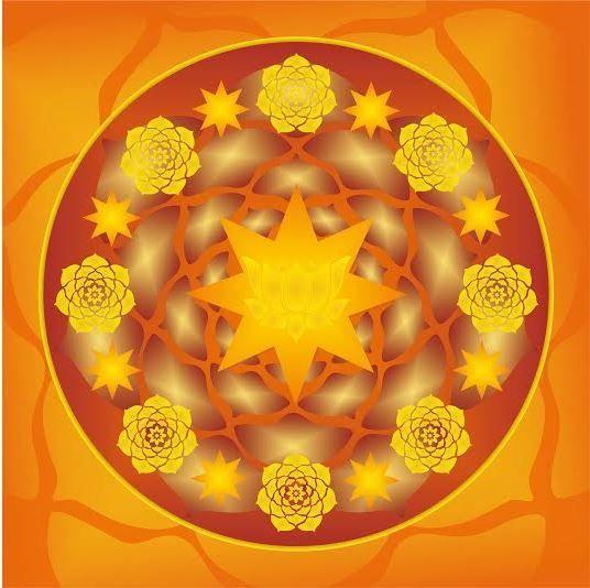 Önművelés, tudás mandala - Freedom Flow FengShui Webshop by Skultéty Andrea