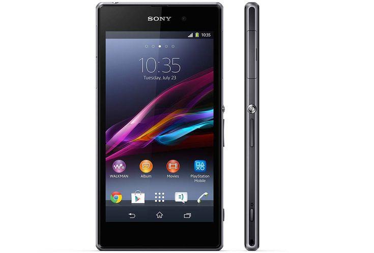 Sony annuncia Xperia Z1.