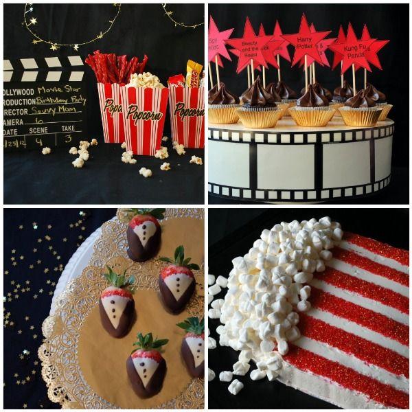 Movie Night Or Awards Party
