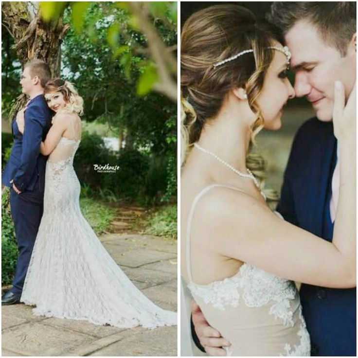 This beautiful little soul tied the knot this past weekend! We met Chene on the set of My Droomtrourok, VIAtv channel 147 DSTV, where we played dress-up and she chose our Achillea gown as her dream wedding dress! Thank you to @diaandaniels and team for introducing us and making fairytales come to life! PHOTO: @birdhouse_photographic  _ _ _ _ #realbride #realwedding #weddingdress #luxuryweddingdress  #hanrieluesbridal #bridalcouture #bridaldesign #bridesofinstagram #bespokewedding…