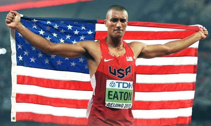 Ashton Eaton, the world's greatest athlete