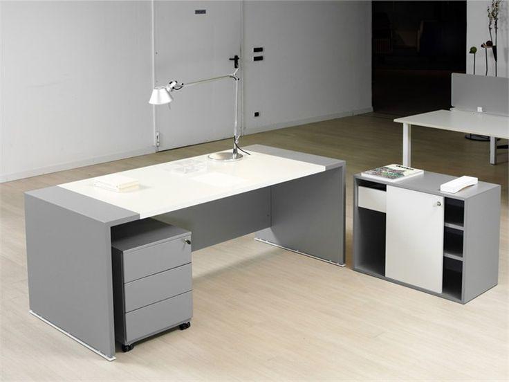 Scrivania operativa LOOP IN Linea Estel Office by ESTEL GROUP