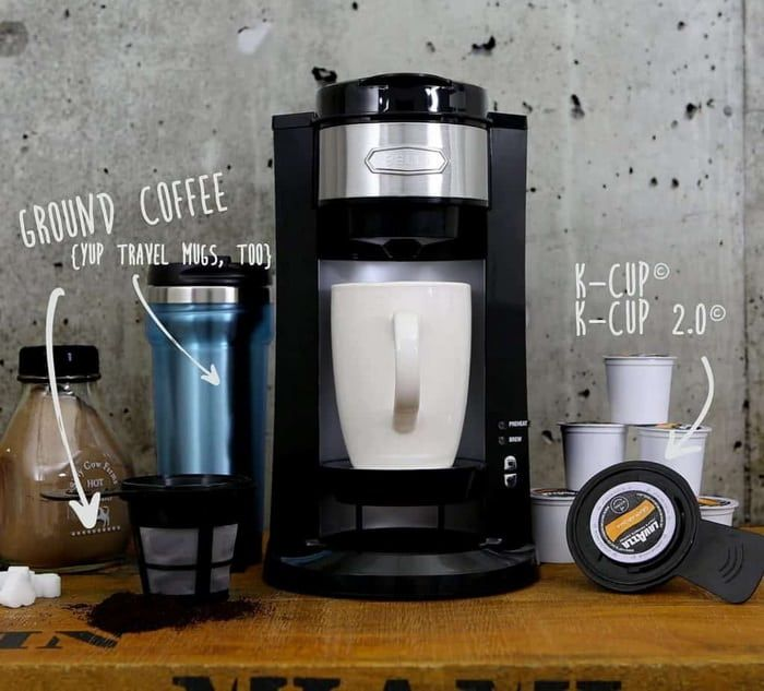 Best Single Cup Coffee Maker Without Pods Bean Ground Single Cup Coffee Maker Single Coffee Maker One Cup Coffee Maker