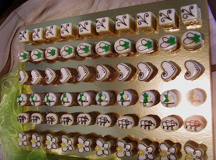Petits Fours, ein tolles Rezept aus der Kategorie Kuchen. Bewertungen: 68. Durchschnitt: Ø 4,4.