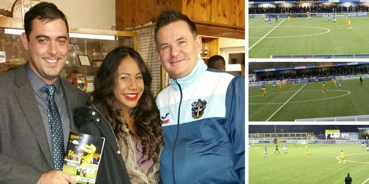 Thanks Sutton Utd Corporate for awesome #Hospitality Sutton United FC exciting 5 nil win today.  #CompleteMarketingMix