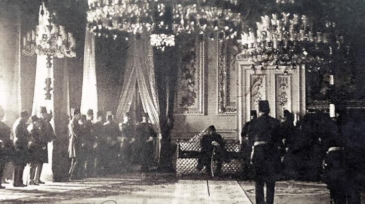 The Sultan Abdulhamid II