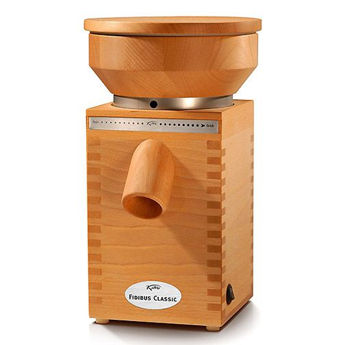 With the wealth of options in countertop grain mills, it's now quite easy and affordable to be able to mill your own flour at home. I recently compared three new mills: the Mockmill KitchenAid Grain Mill Attachment, the NutriMill Plus, and the NutriMill Harvest with a longstanding favorite, the Komo Fidibus Classic.