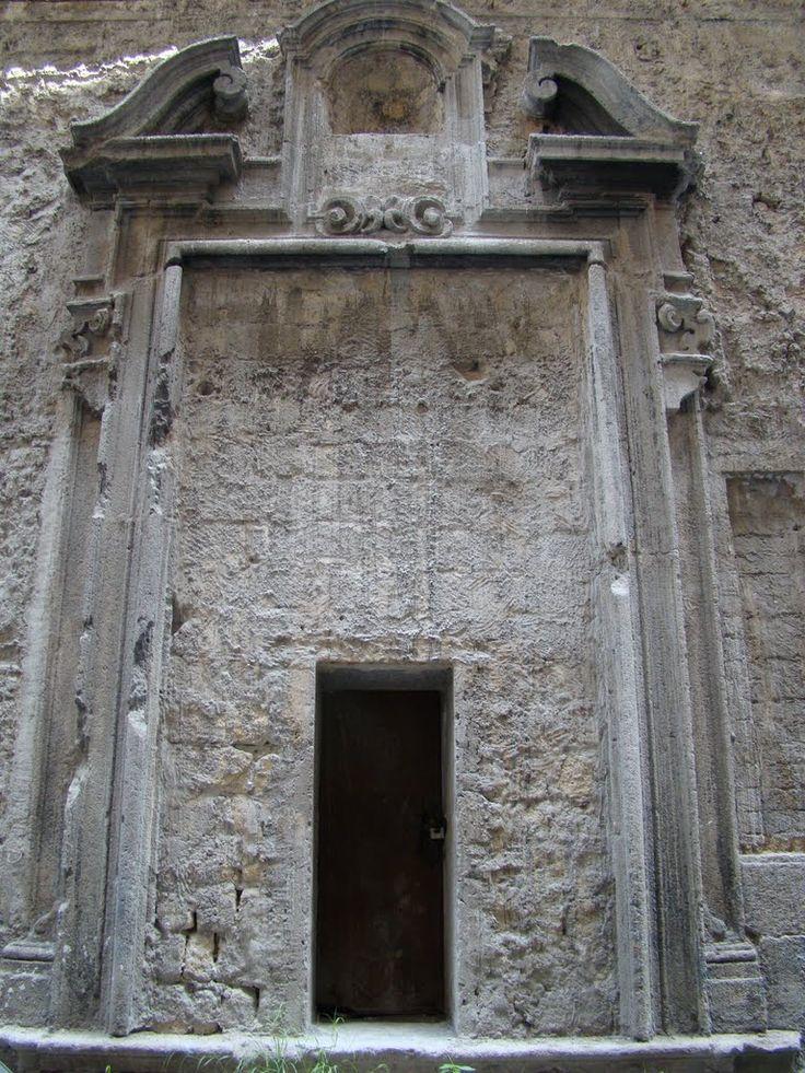 via postica maddalena - convento della maddalena